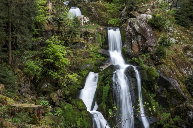 Водопад Триберг фото