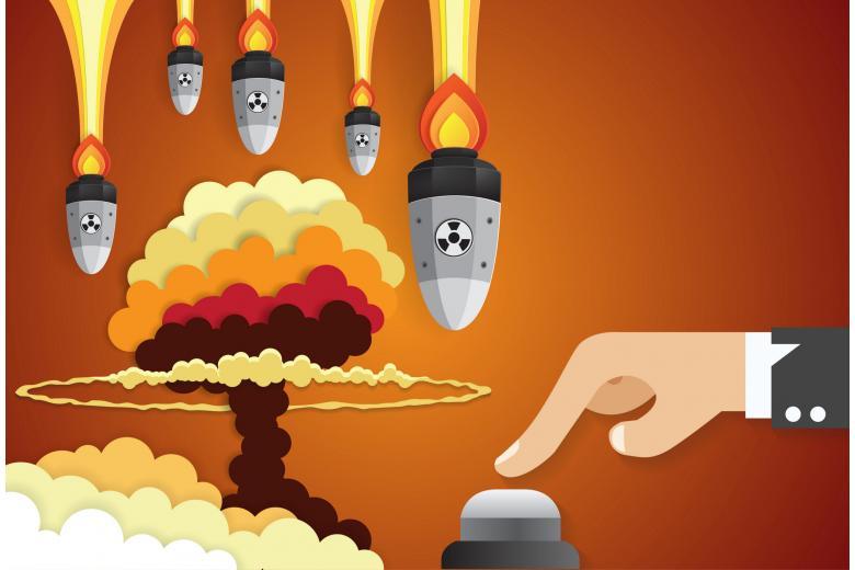 Ядерная ракета с ядерным двигателем стала причиной радиоактивного ветра фото