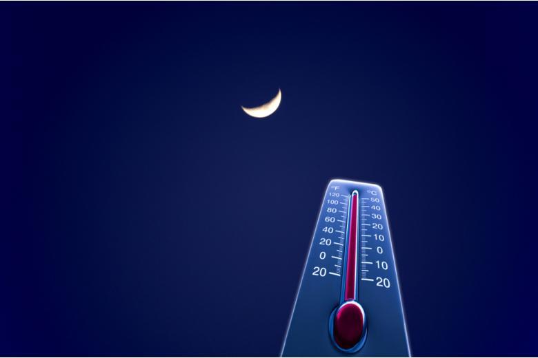 Жаркие ночи стали характерны и напоминают тропические фото