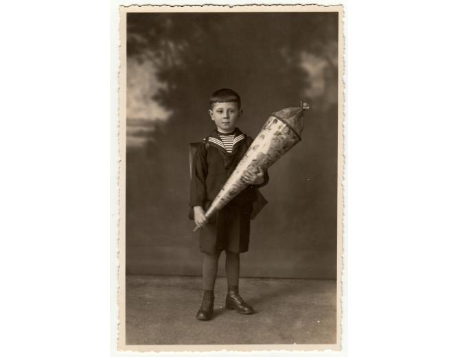 Schultüte образца 1920-х годов, Айленбург, Саксония фото
