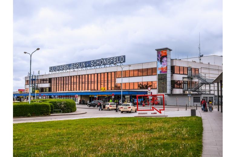 Аэропорт Берлина фото