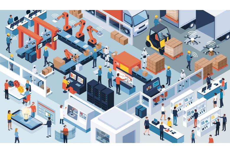 Бизнес выводит производство из других стран фото