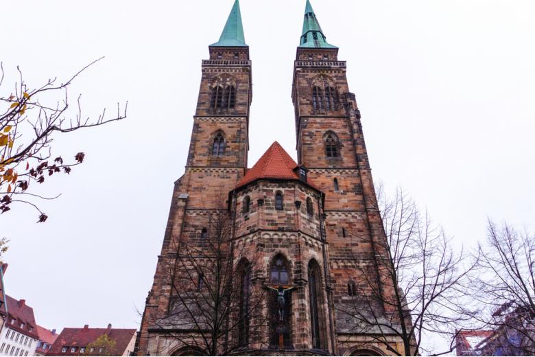 Церковь Святого Себальда фото