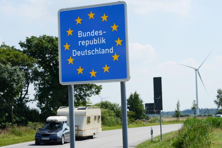 дорожный знак обозначающий границу фото