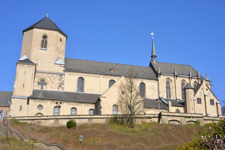 Гладбахский монастырь фото