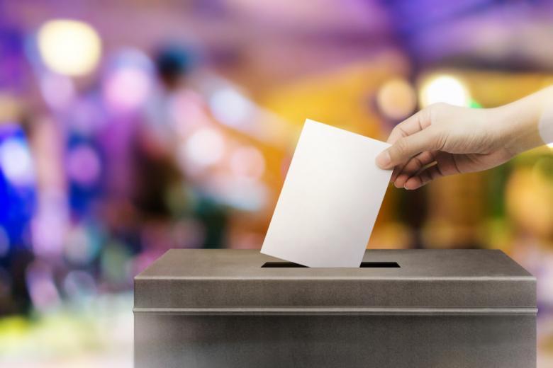 Голосование на выборах предлагают для молодежи с 16 лет фото