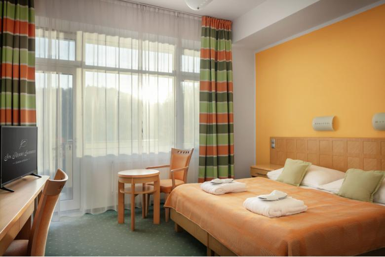 Комната в Spa Resort Sanssouci
