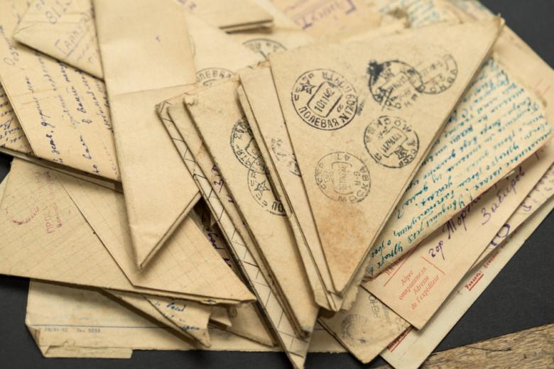 конверты времен Второй мировой войны фото