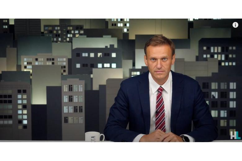 """Навального могли отравить """"Новичком"""" фото"""