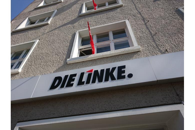 офис партии Die Linke фото