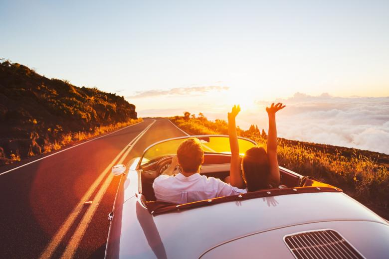Путешествие на автомобиле фото