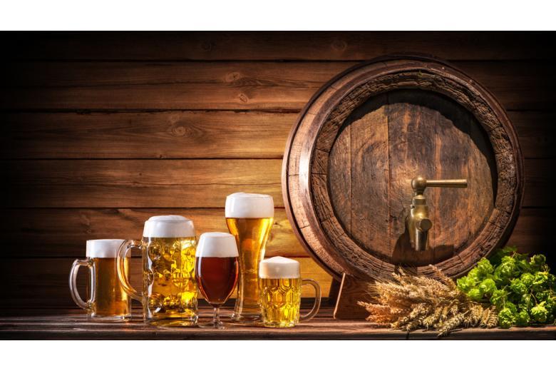 разные сорта пива фото