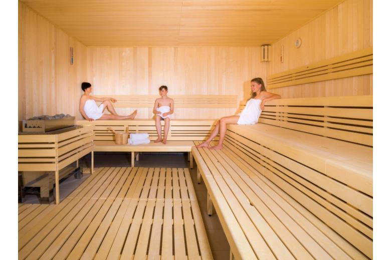 Сауна в Spa Resort Sanssouci