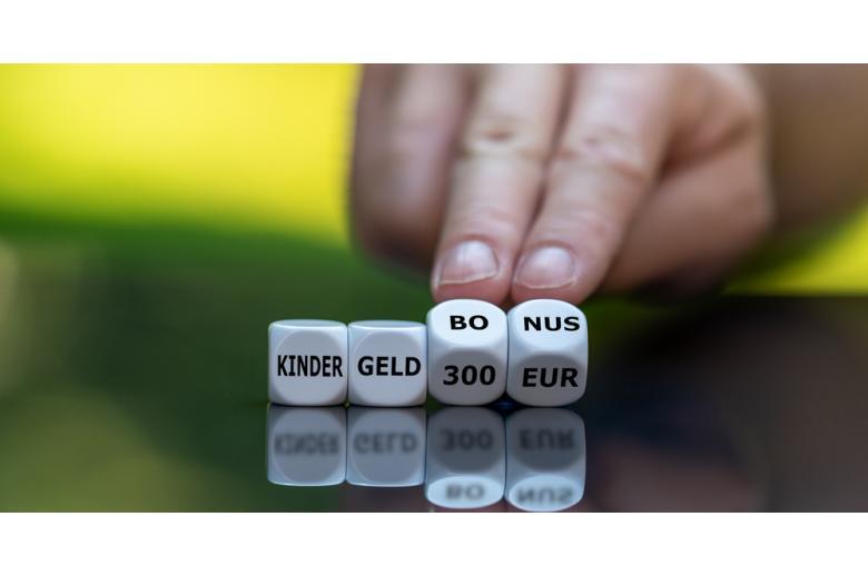 символ Kinderbonus в Германии фото
