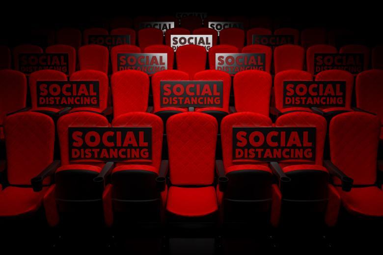 Социальная дистанция, карантинные ограничения меняют искусство и театр фото