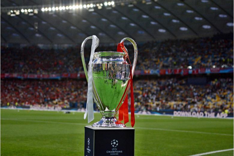 В 2020 году кубок Лиги Чемпионов уехал в Германию фото