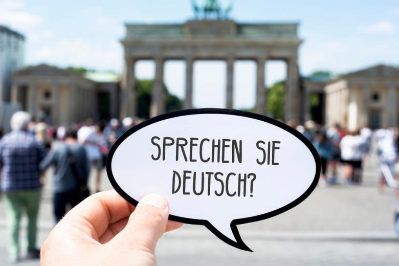 Вы говорите на немецком? фото
