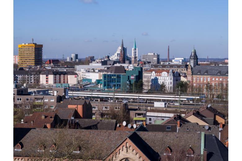 Гельзенкирхен - город с самой низкой з/п фото
