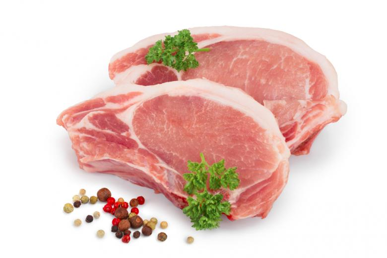 кусок сырого мяса фото