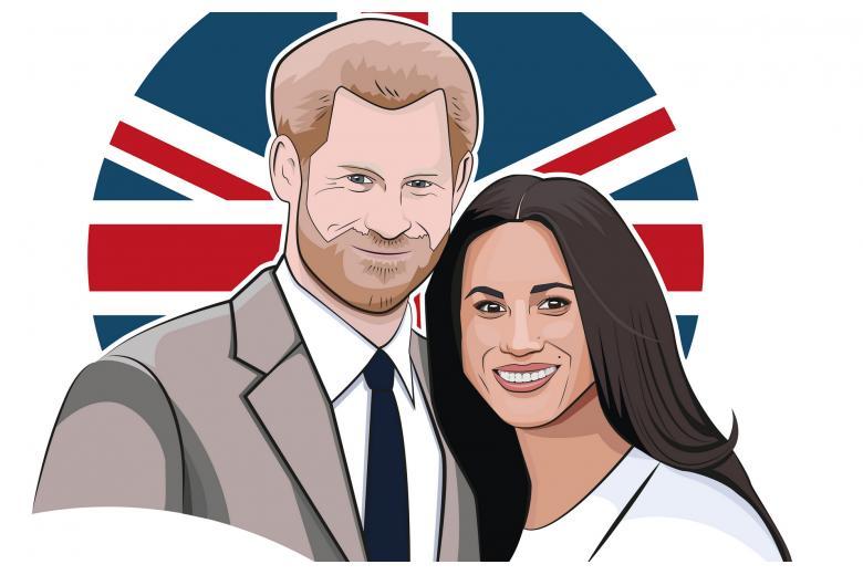 Миллион стоит пригласить экс-королевскую чету на мероприятие фото