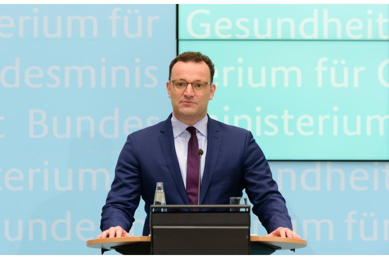 министр здравоохранения Германии фото