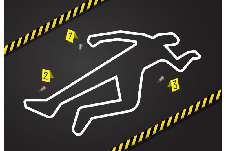 Погибшие умерли от неизвестных причин фото