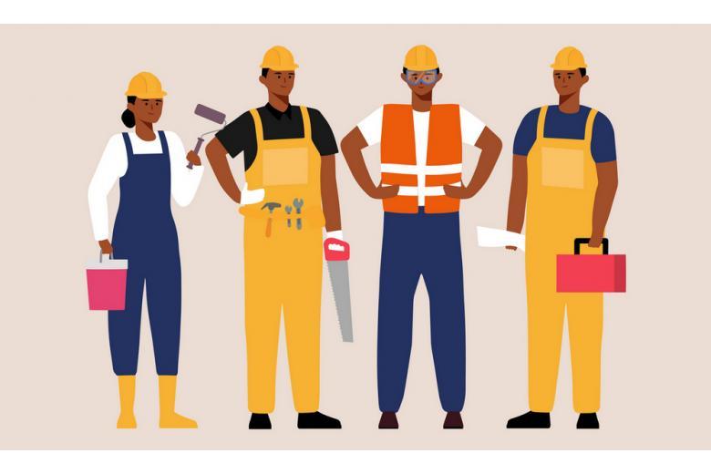 Работающие из других стран получают меньшую зарплату фото