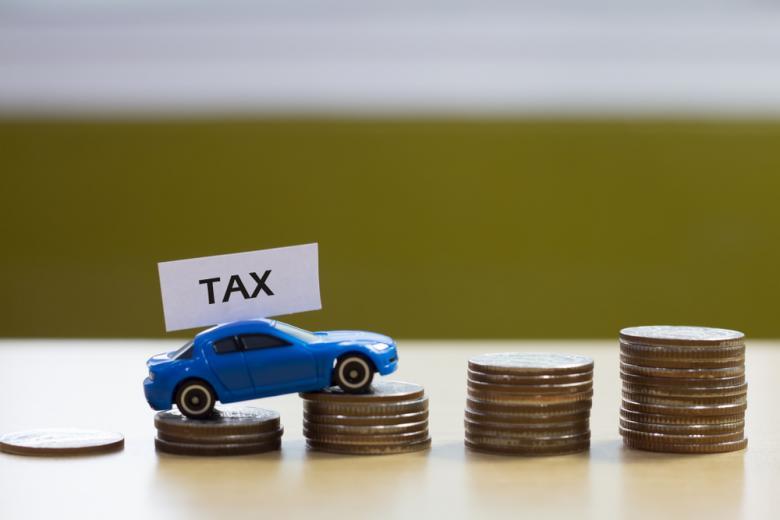 Рост налога на автомобили фото
