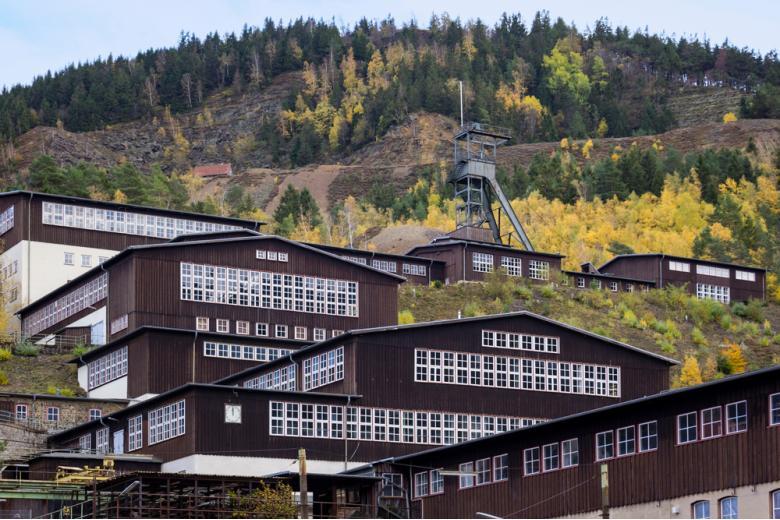 Рудники Раммельсберга фото