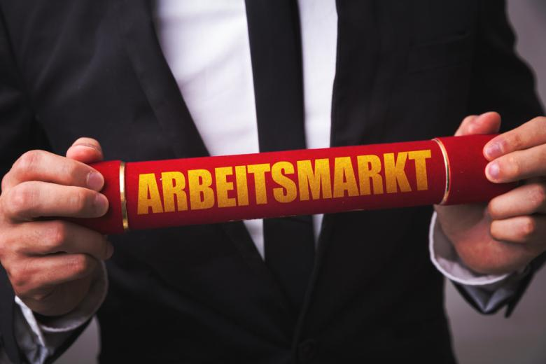 рынок труда в Германии концепт фото