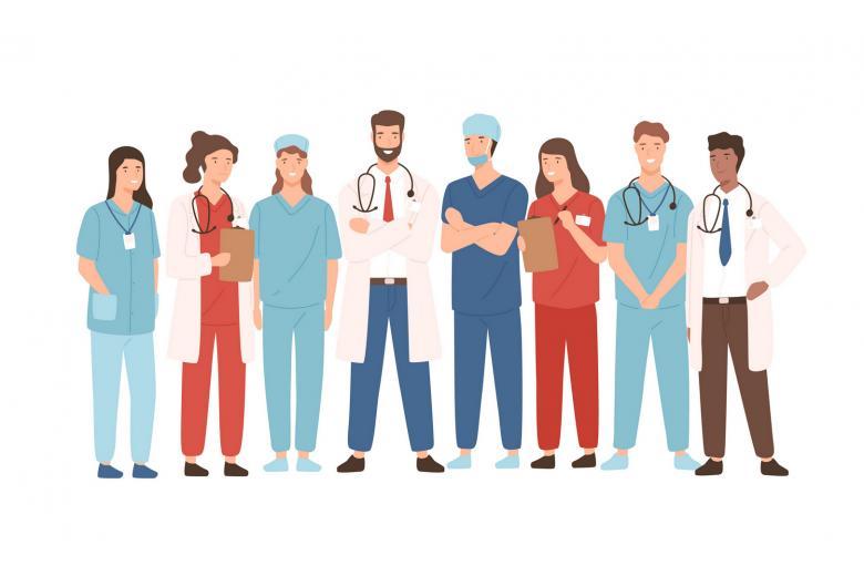 Требуется больше врачей и медсестер фото
