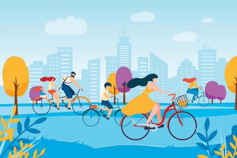 Велосипеды становятся все более выгодными и экобезопасными фото