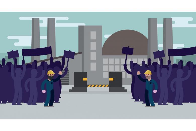 Забастовки по мнению профсоюзов должны усилить позицию рабочих фото