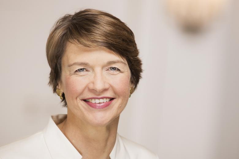 Элька Бюденбендер – жена Франк–Вальтер Штайнмайер. Фото: bundespraesident.de