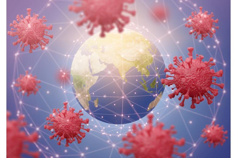 коронавирус охватывает всю планету фото