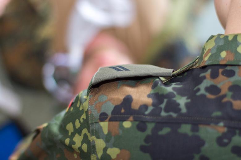 Погон на немецкой военной форме фото