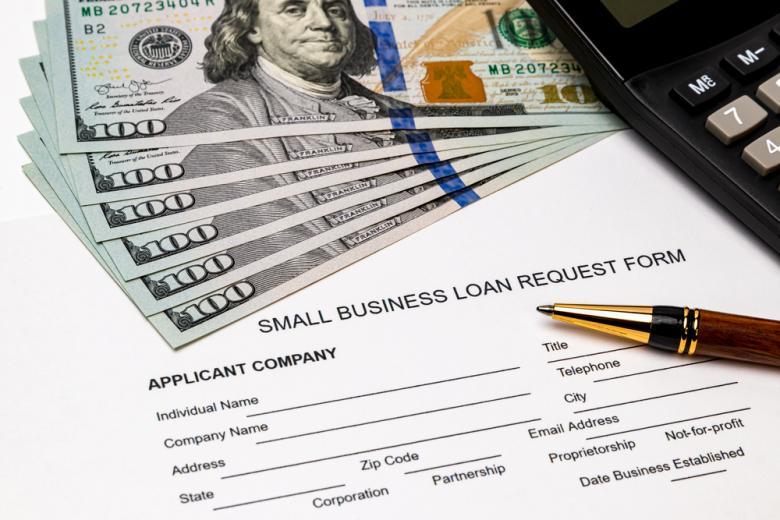 Заполнение формы для финансовой помощи малому бизнесу фото