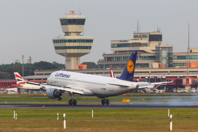 Аэропорт Тегель самый популярный аэропорт берлинцев фото