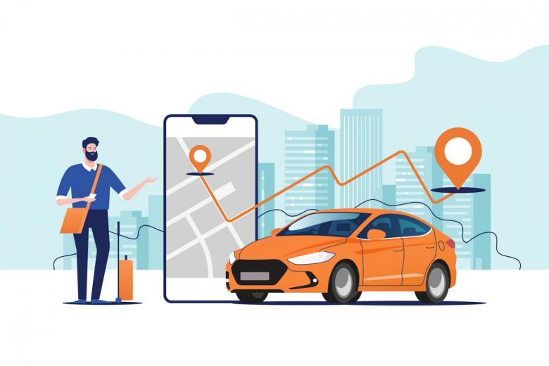Автомобили, велосипеды и общественный транспорт становятся реальными конкурентами за пассажиров фото