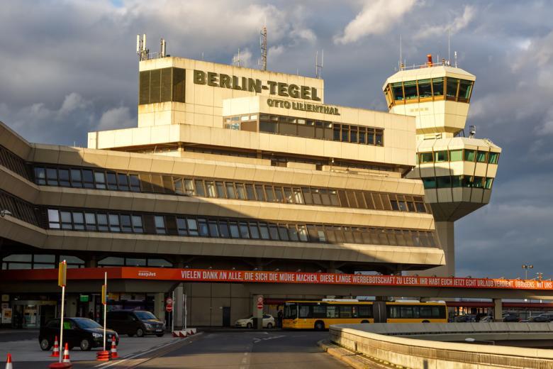 Аэропорт в Берлине превратят в республику инноваций и экосистему фото