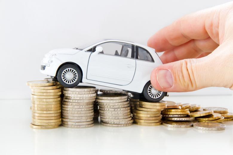 деньги и автомобиль фото