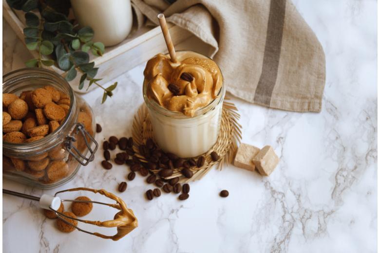 Кофейный напиток фото