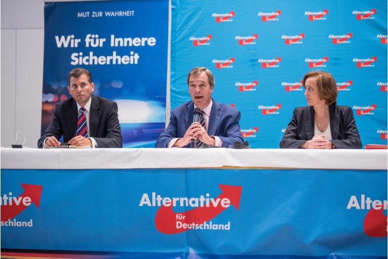 """лидеры партии """"Альтернатива для Германии"""" фото"""