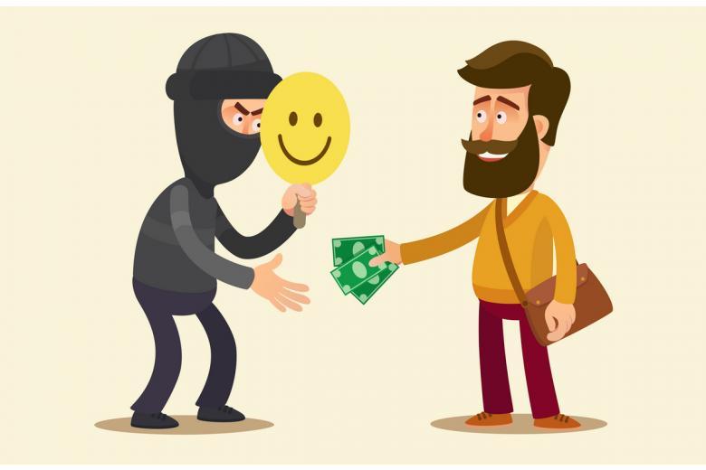 Мошенники изобрели «коронавирусный» вариант обмана клиентов банков фото