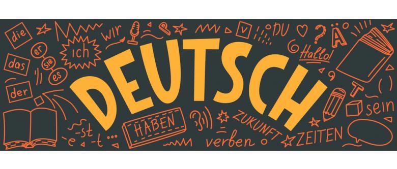 Немецкие слова на доске фото