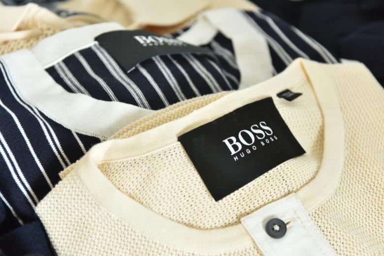 Одежда марки Hugo Boss фото