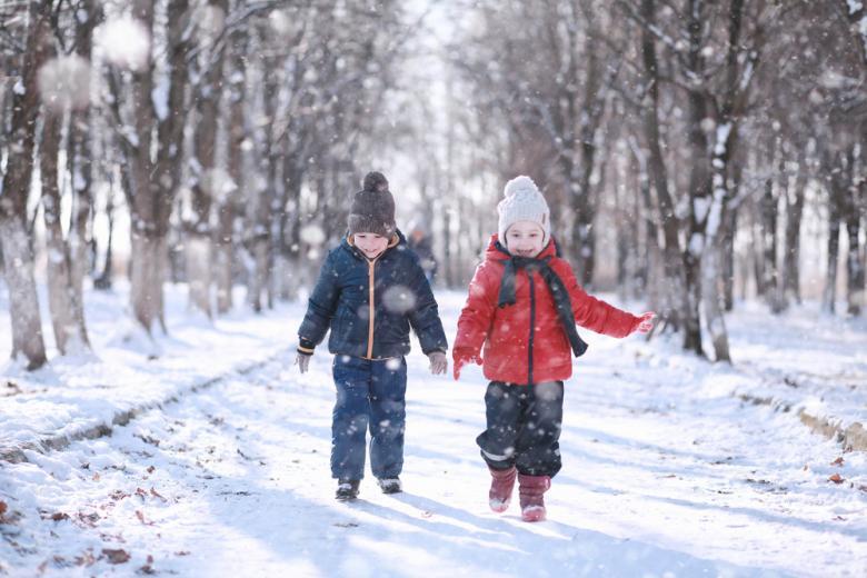 Первый снег придет на юг и в центр страны фото