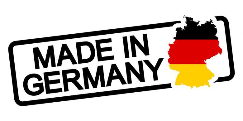 Штамп - Сделано в Германии фото