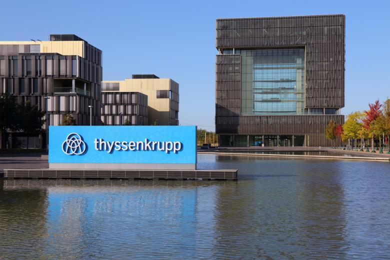 Сталелитейный гигант немецкой промышленности ищет деньги для спасения фото