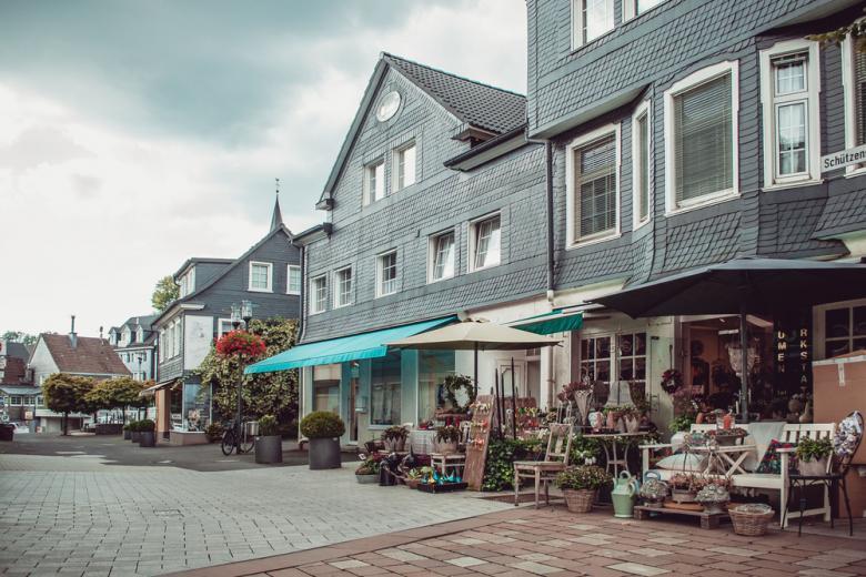 Улицы Гуммерсбаха фото